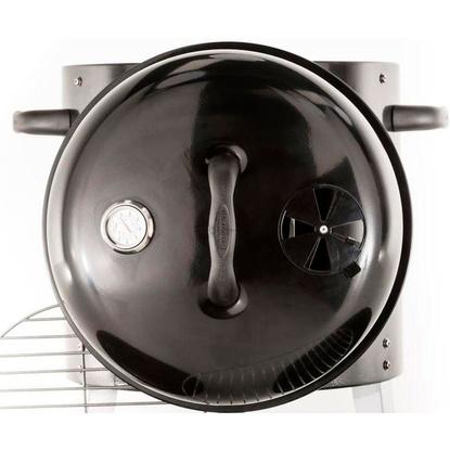 Ahumador a carbón Redondo - Masterbuilt bullet