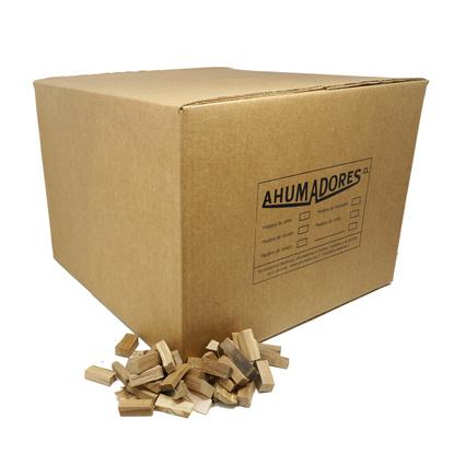 Caja de chips de madera de CEREZO 15 kilogramos