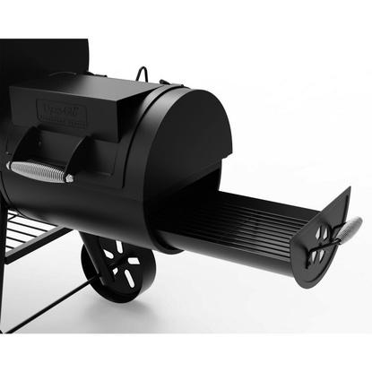 Ahumador a carbón Horizontal Dyna Glo 730