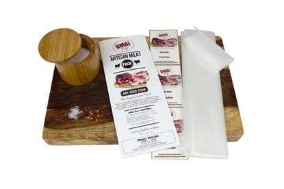Pack 3 bolsas para maduración de carne UMAI DRY 30x60cm