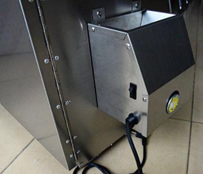Ahumador Eléctrico HAKA con Generador de Humo