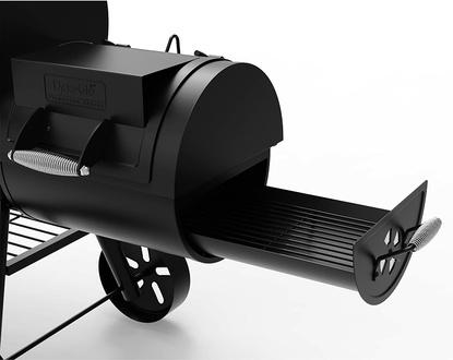 Ahumador a carbón Horizontal Dyna Glo 962