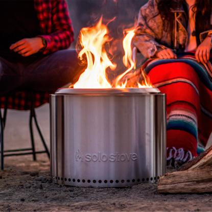 Brasero sin humo SoloStove Bonfire