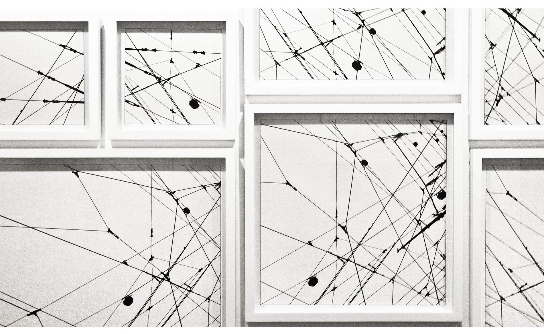 0 Lines series / Detail of