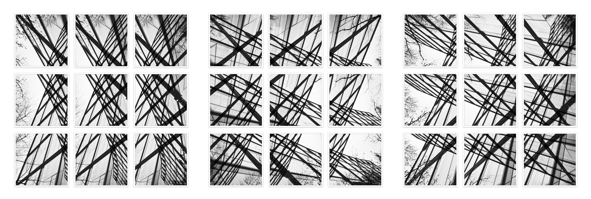 Structure Variations / Private commission for Derwent London