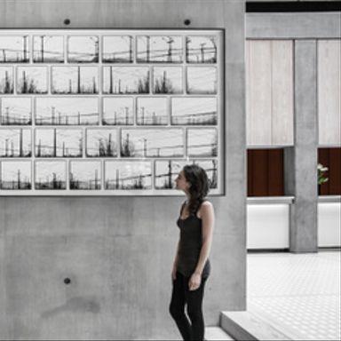 Landscape/Fiction 4 - Angel Building - installation view
