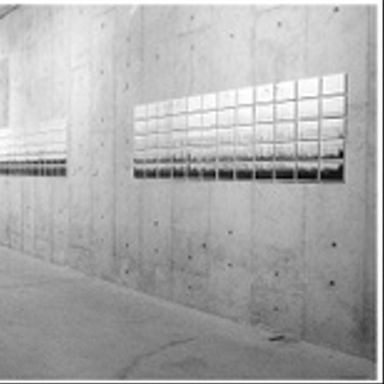 Spaces in the Margin / Installation view