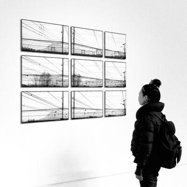 Landscape/Fiction 8 - Installation view.