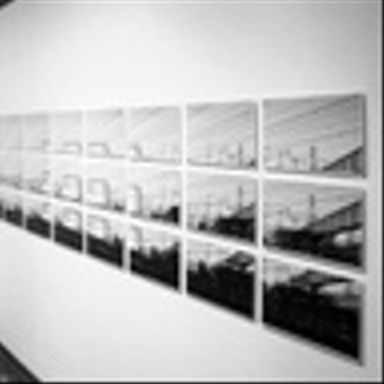 Surface Tension 1 and 2, installation view