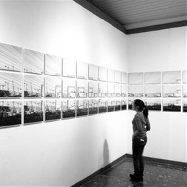 Surface Tension 2 / installation view