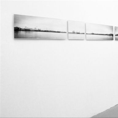 Distant Landscapes - Installation view 2