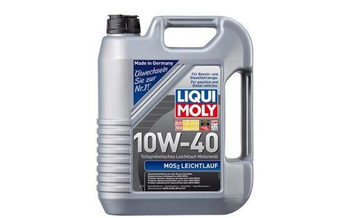 Aceite Liqui Moly 10W40 4L