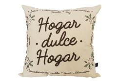 Cojín Hogar Dulce Hogar