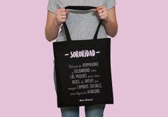 Tote Bag Sororidad