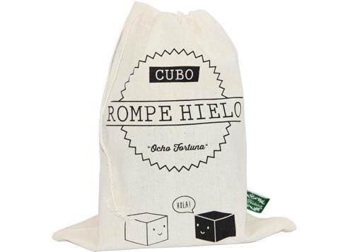 Cubo ROMPE HIELO!!!