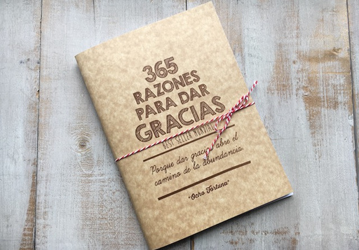 Cuaderno para dar GRACIAS!