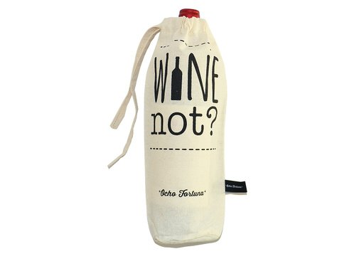 Funda de botella Wine not?