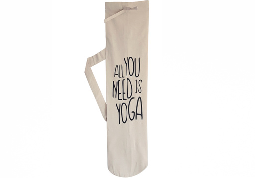 Porta Mat All You Need Is Yoga