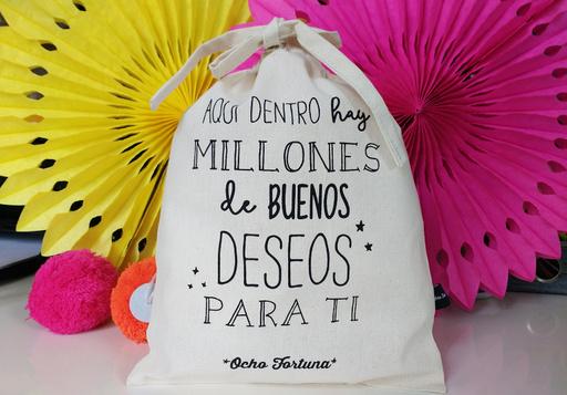 Bolsa Buenos deseos