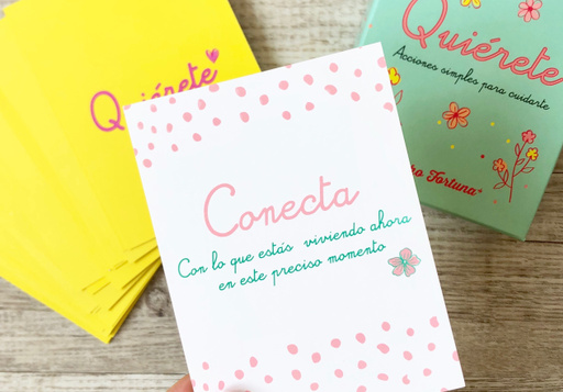 Cartas Quiérete