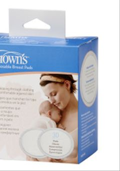 Absorbentes Leche Dr Browns
