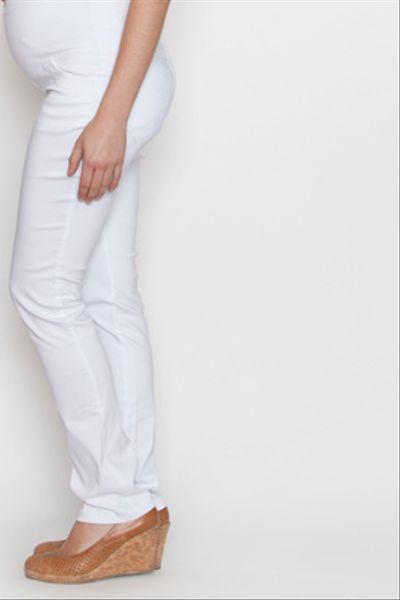 Pantalón Descanso II Bulgari Blanco