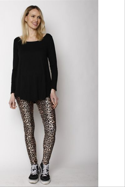 Patas Maternales Leopardo