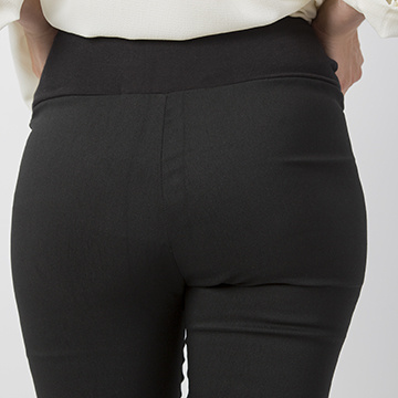 Pantalón Bulgari Pitillo Negro