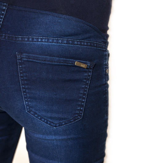 Jeans Loreto Tajalí Azul Oscuro
