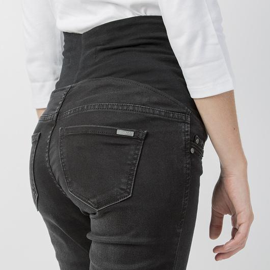 Jeans Loreto Pitillo Negro