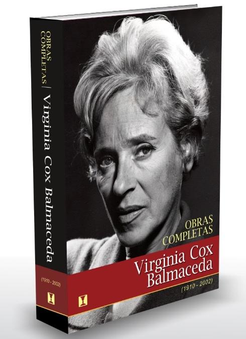 OBRAS COMPLETAS Virginia Cox Balmaceda