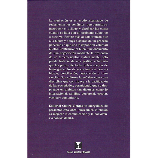 Manual de mediación