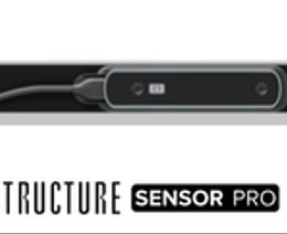 Structure Sensor Pro