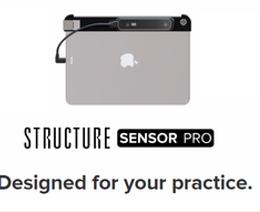 Structure Sensor Pro + IPad Mini 64Gb