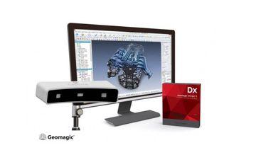 Capture Unidad Demo +  Geomagic Design X