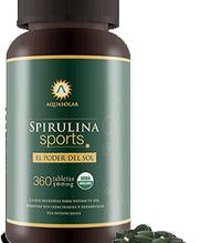 Spirulina Sports (360 tabletas)