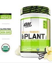 Proteína 100% vegetal Vainilla