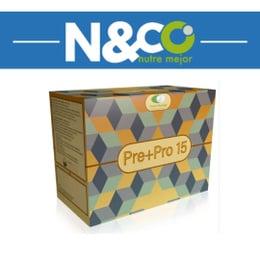 PRE+PRO 15 (PROBIOTICOS-PREBIOTICOS)- 30 Sobres