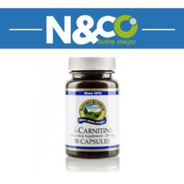 L-CARNITINA- 30 capsulas