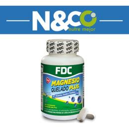 Magnesio Quelado PLUS