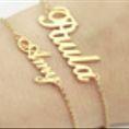 Brazalete personalizado cadena
