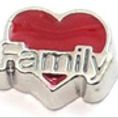 Corazon family rojo