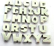 Letras sin brillo