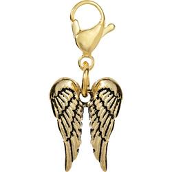 Colgante alas doradas
