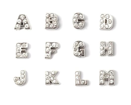 Letras con brillo