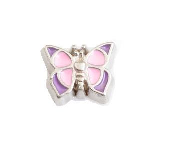Mariposa rosada