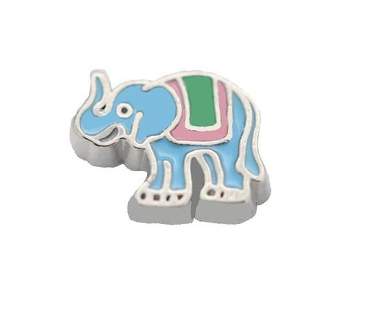 Elefante pastel