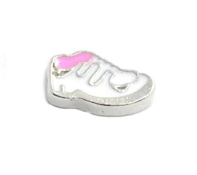 Zapatilla deporte rosada
