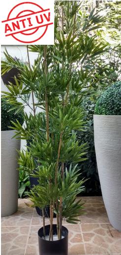Bamboo Artificial con UV
