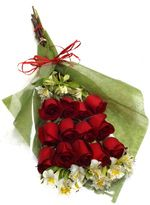 Ramo 12 Rosas Esmoquin
